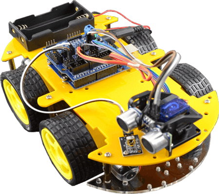Robotics Classes for Engineering Students