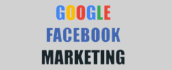Google Facebook Marketing Service