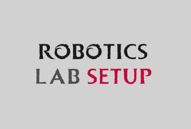 Robotics Lab Setup